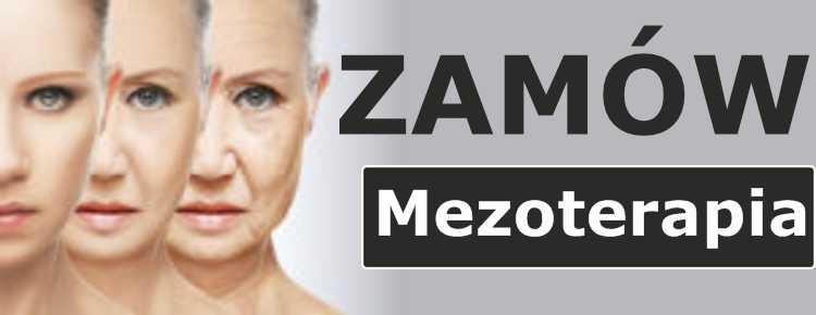 mezoterapia ZAMÓW